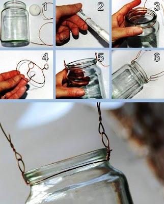 Como hacer un candelabro reciclado cositasconmesh - Como hacer candelabros ...