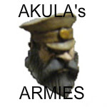 AKULA's ARMIES - FIGURES