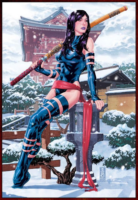 Psylocke Character Review (Japanese)