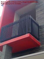 Balkon Minimalis