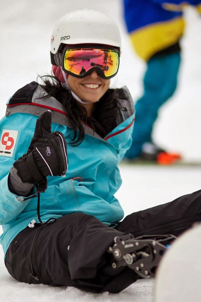 That's An Inspiring Story From A Para-Snowboarder Woman. She's Just Amazing!