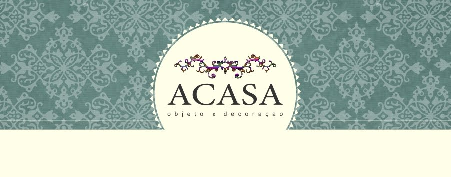 ACASA objeto & decoração