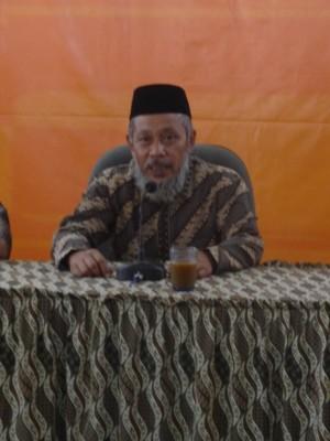 KH. Fuad Afandi, Pimpinan Pondok Pesantren Al-Ittifaq