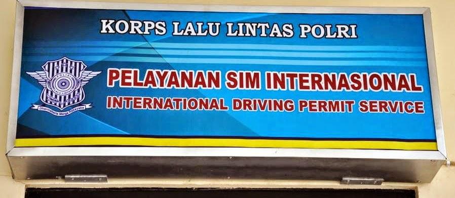 Cara Dan Proses Pembuatan SIM Internasional