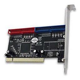 стандартный двухканальный контроллер PCI IDE