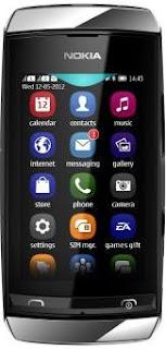 Harga dan Spesifikasi Nokia Asha 305 - Dual GSM