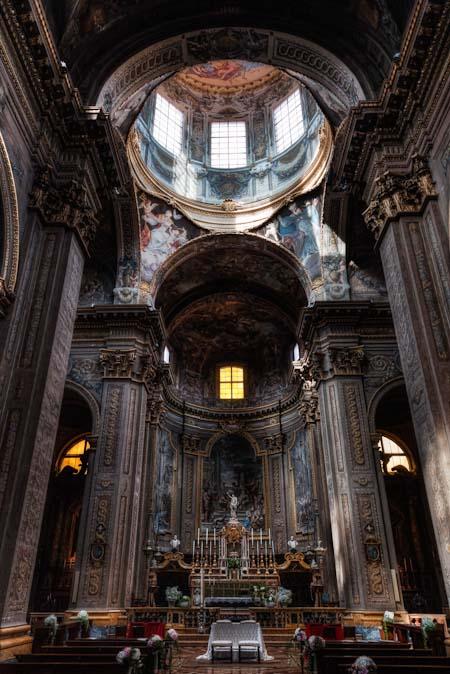 Bologna - Chiesa dei Santi Bartolomeo e Gaetano