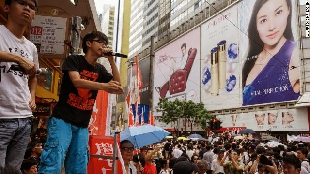 Mengenal Joshua Wong