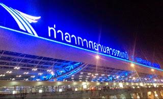 Bandara di Thailand Masih Terbuka Untuk Wisatawan