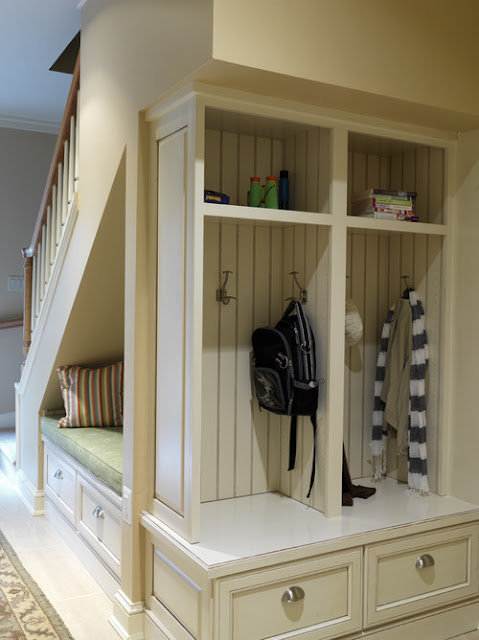 Cherished Treasures: Designing an Entryway Closet