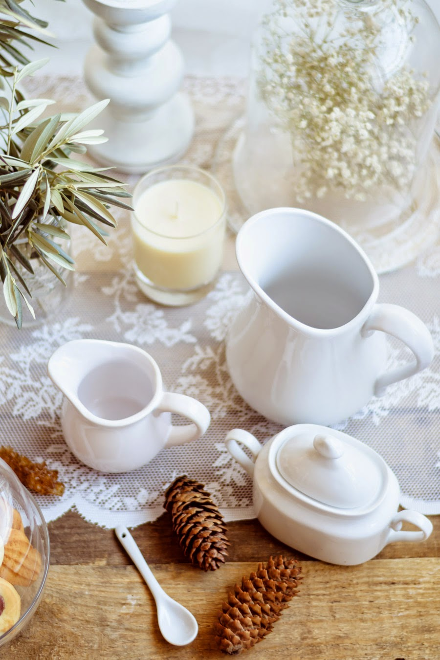 Empezando la Navidad