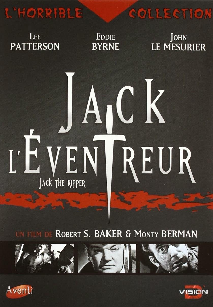 BLACK HOLE REVIEWS: JACK THE RIPPER (1959) - the impressive ...