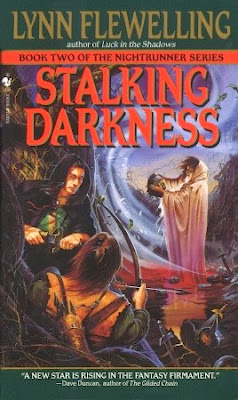 Stalking Darkness (Nightrunners Series: Book 2) by Lynn Flewelling