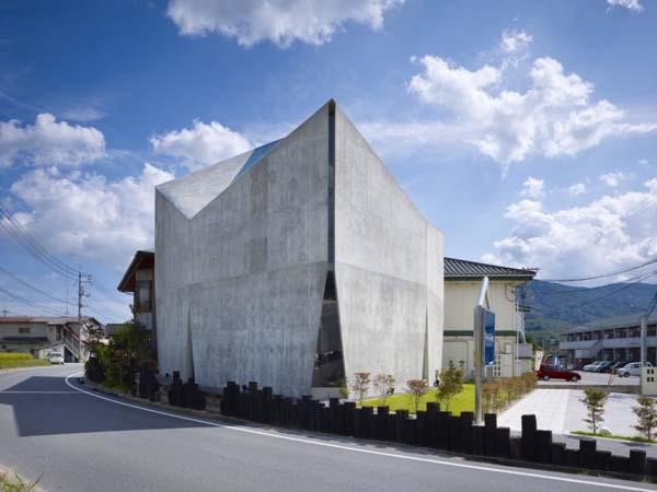 Museo privado de naf architect design blog for Blog arquitectura y diseno