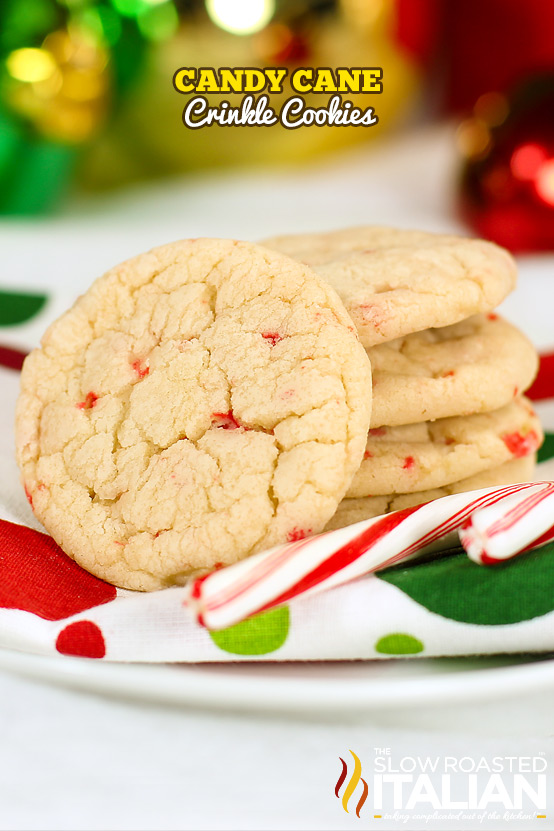 http://www.theslowroasteditalian.com/2012/12/candy-cane-crinkle-cookies-two-post.html