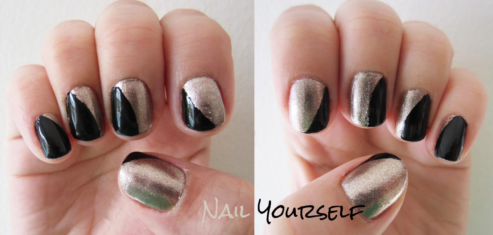 Nail Yourself Technique Moon Phases