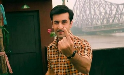Ranbir Kapoo in barfi movie