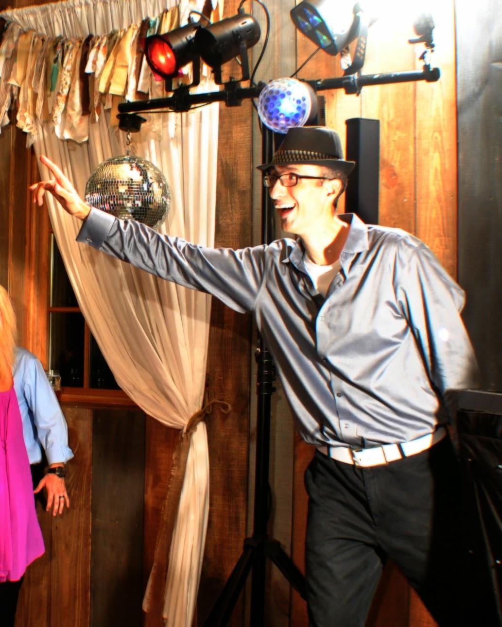 With Class LLC Wedding Coordination Party DJ - The Barn at High Point Farms - Flintstone, GA - DJ Mark