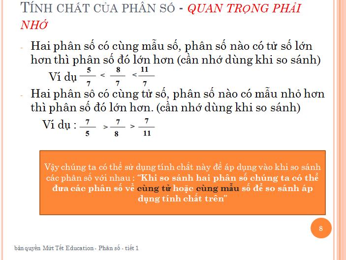 Bài tập phân số toán lớp 5 - rút gọn phân số(8)