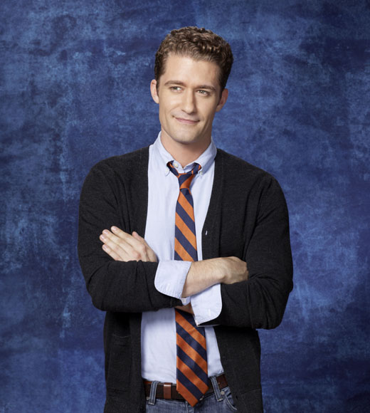 Will (Matthew Morrison) and Emma (Jayma Mays) are set to tie the knot Thursday on 'Glee.'