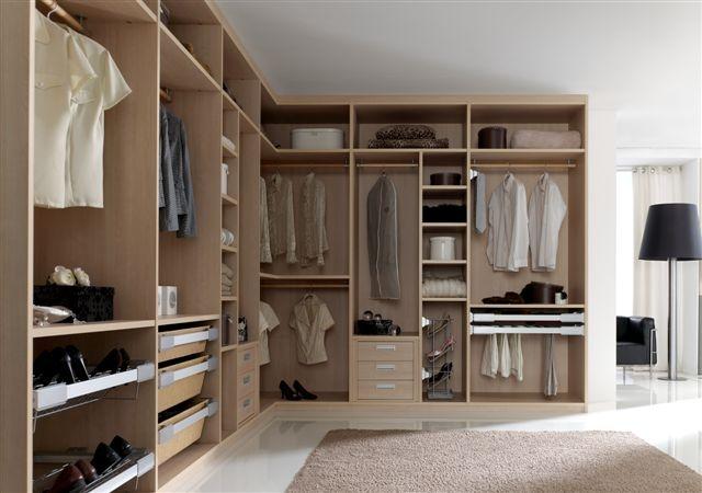 Fabrihogar crea fabrihogar crea armarios y vestidores - Armario en l ...