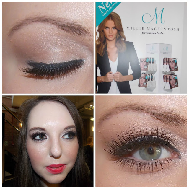 Millie Mackintosh Lashes