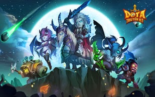 Dota truyền kỳ - Game mobile hot nhất số 1 châu Á