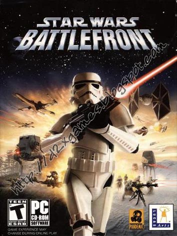Free Download Games - Star Wars Battlefront