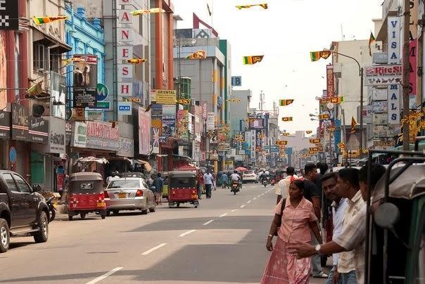 Жизнь на Цейлоне