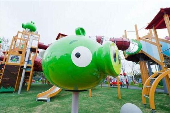 Angry Birds Sarkanniemi Adventure Park