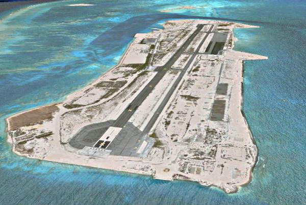The Lost Airfields of the Americans in the North Pacific