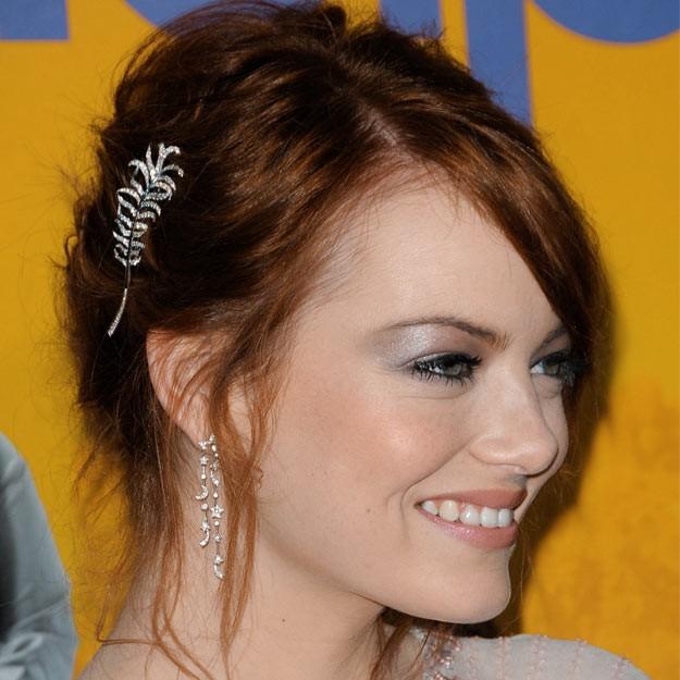 Peinados de Moda con adornos 2013/2014