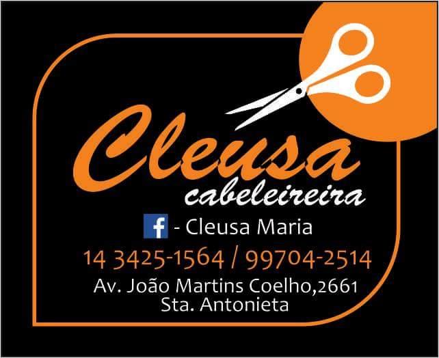 Espaço Cleusa Cabeleireira/Marília-SP ♥