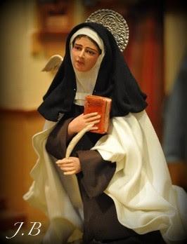 Santa Teresa de Jesus.
