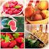 Frutas que ajudam hidratar no verão
