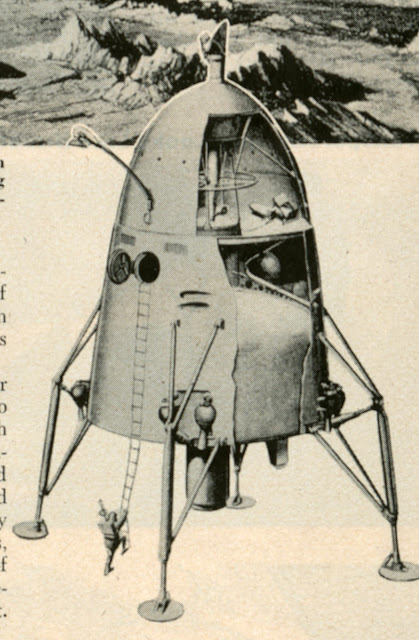 von braun lunar lander - photo #13