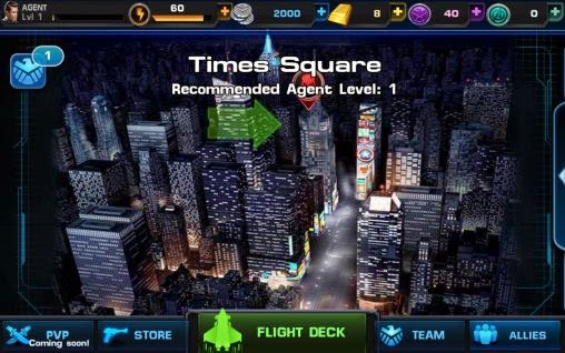 Avengers: Alliance Unlimited Money MOD APK