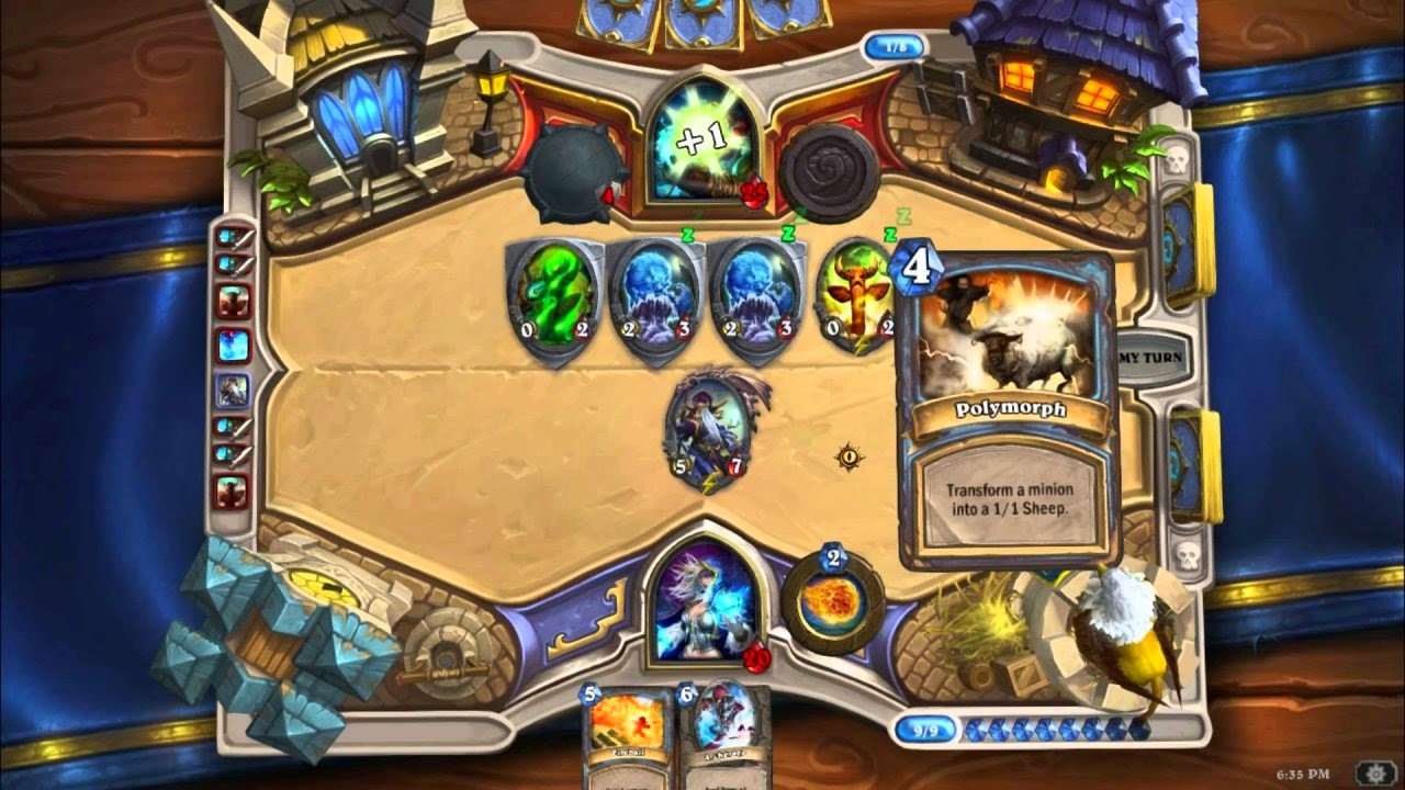 Hearthstone iPad review