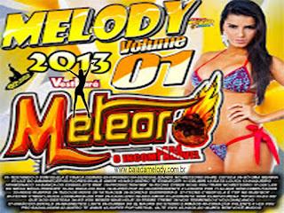 cd meteoro vol 01 2013 lançamento