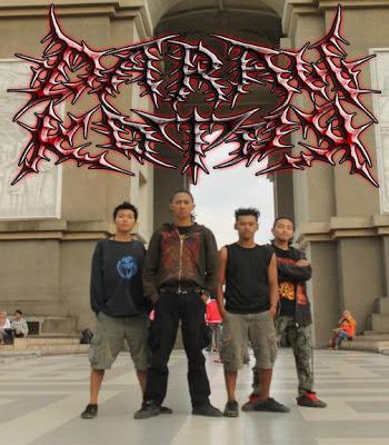 Darah Kotor Band Death Metal Malang Foto Logo Wallpaper