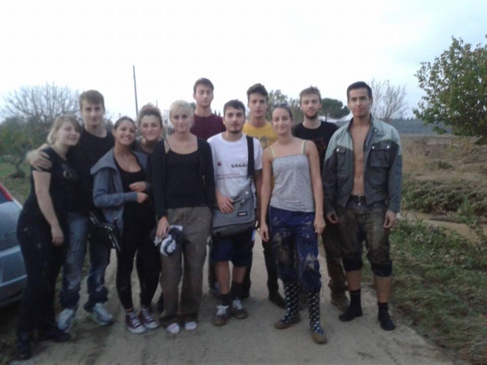 Volontari a Marsiliana
