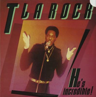 T La Rock – He's Incredible (VLS) (1985) (192 kbps)