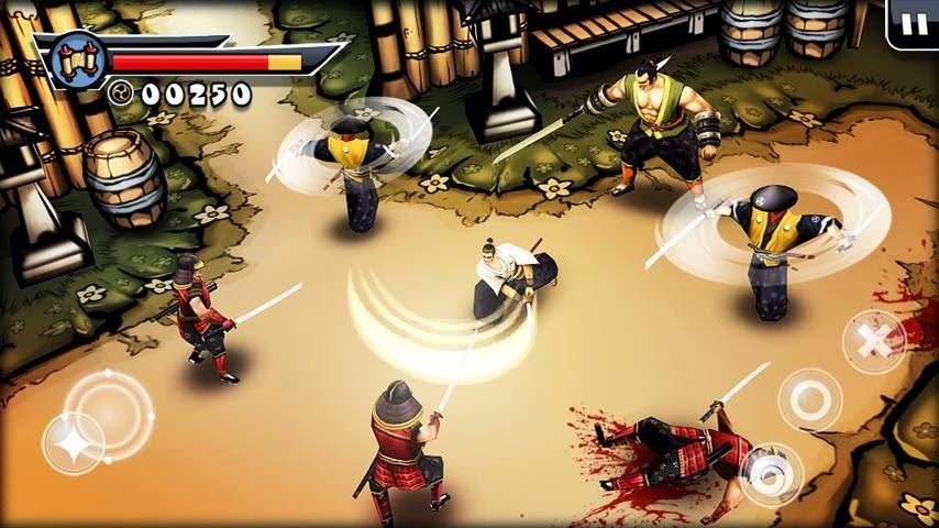 Samurai II Vengeance Android Apk