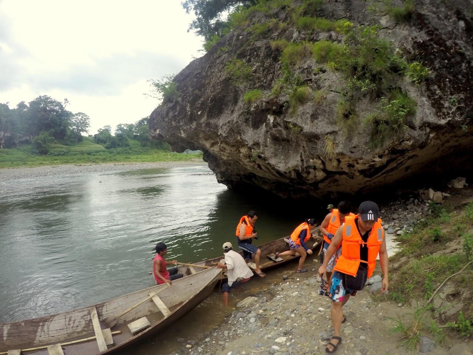 Siitan River Nagtipunan Quirino