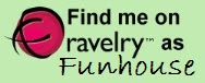 "Connect on Ravelry: "" CLICK THE PIC"" to find us"