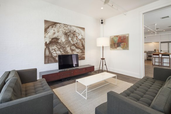 apartamento con vocacion de loft en Manhattan