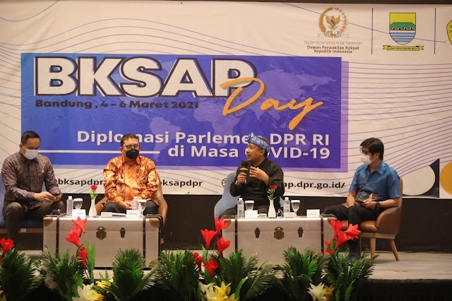 BKSAP: Produk UMKM Kota Bandung Berpeluang Tenbus Pasar Internasional