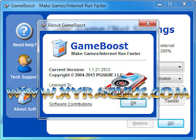 GameBoost 1.1.21.2013 Full Patch