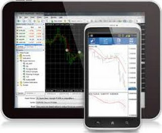 Tutorial Metatrader 4 di Android Gambar
