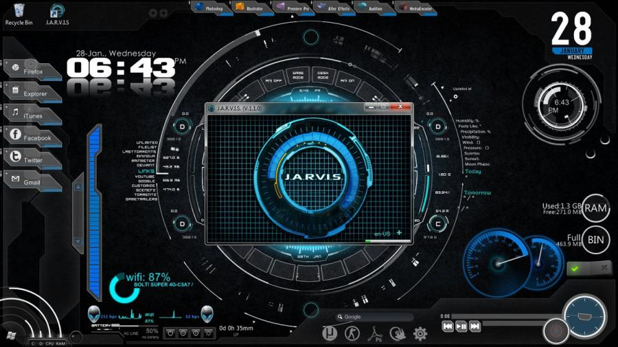 Jarvis Mark I